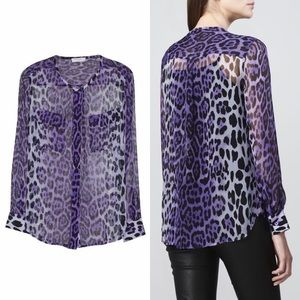 Equipment 💯 % silk blouse 'S'